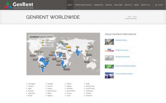 בניית אתרים | עיצוב אתרים | ג'ומלה - בניית אתר ג'נרנט - genrent-2016-worldwide-