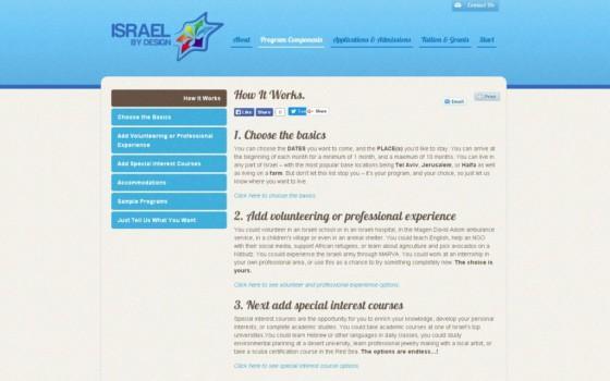 בניית אתרים | עיצוב אתרים | ג'ומלה - Israel By Design - how-it-works-