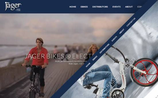 בניית אתרים | עיצוב אתרים | ג'ומלה - בניית אתר אופני ג'אגר - jager-