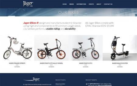 בניית אתרים | עיצוב אתרים | ג'ומלה - בניית אתר אופני ג'אגר - products-