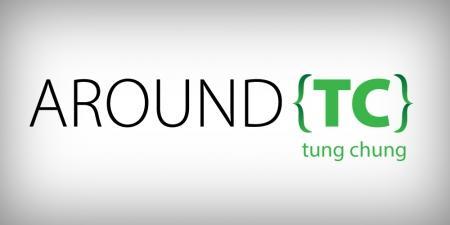 עיצוב לוגו - מיתוג ועיצוב לוגו למגזין בהונג קונגAround DB - arounddb-tc-