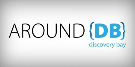 עיצוב לוגו - מיתוג ועיצוב לוגו למגזין בהונג קונגAround DB - arounddb-