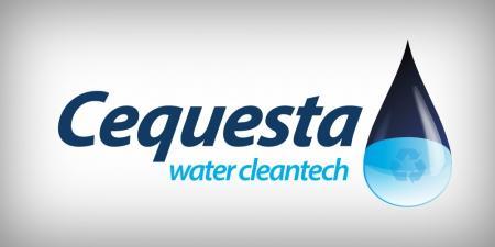 עיצוב לוגו - לוגו עבור חברה לטיהור מים אפורים - cequesta-