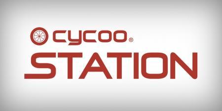 עיצוב לוגו -  עיצוב לוגו לאופניים חשמליות סייקו - cycoo-station-